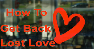 How To Get Back Lost Love
