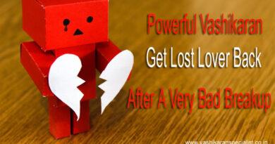 Get Lost Lover Back