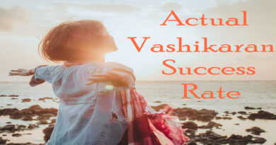 Vashikaran success rate