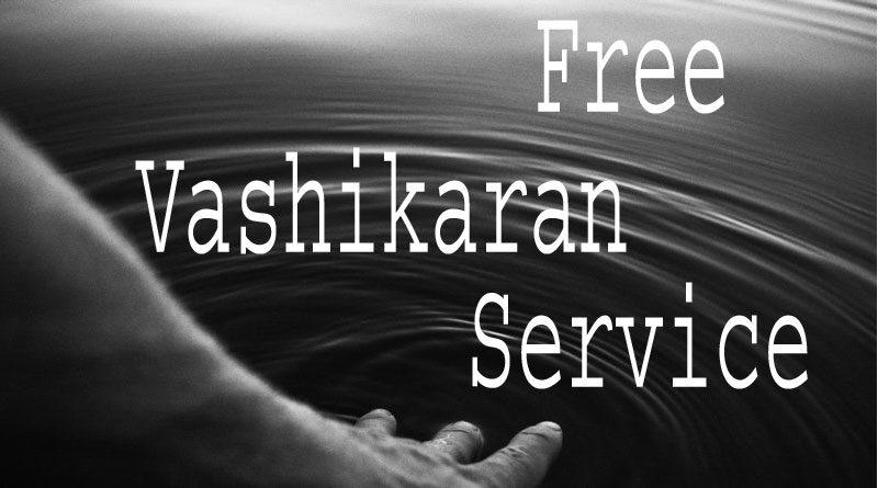 Free Vashikaran Service